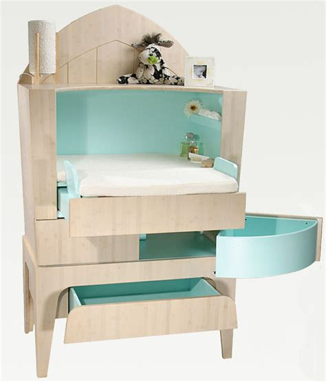 Castor Chouca Nursery Furniture That Transforms Eco Friendly Changing Table