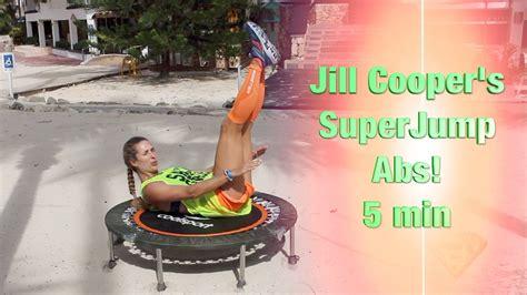 cooper s superjump abdominal rebound workout