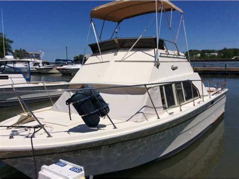 carver boats ohio 1979 carver santa cruz 2866 powerboat for sale in ohio