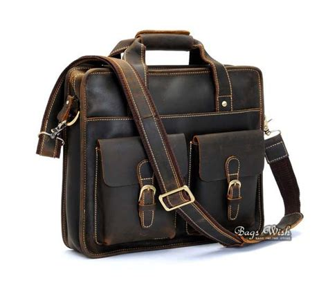 best mens leather briefcase antique leather briefcase coffee best briefcase for