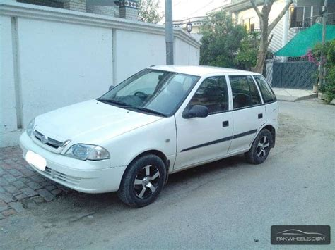 Used Suzuki Cultus Cultus For Sale In Lahore Pakwheels