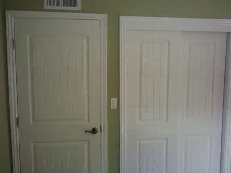 Beadboard Interior Doors Beadboard Doors Two Panel Interior Door And Closet Doors With Beadboard Ideas For The House