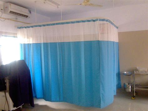 medical curtains fastener cubicle curtains hospital curtain tracks medical