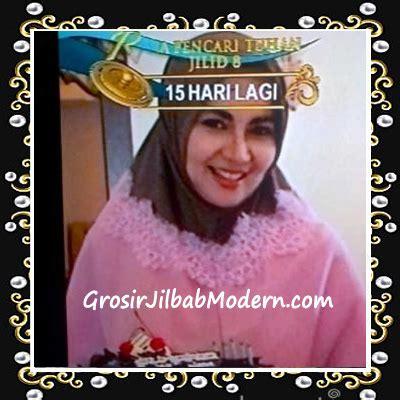 Exclusive Syari 1 jilbab syar i at tin exclusive seri 1 no 4 dipakai kia
