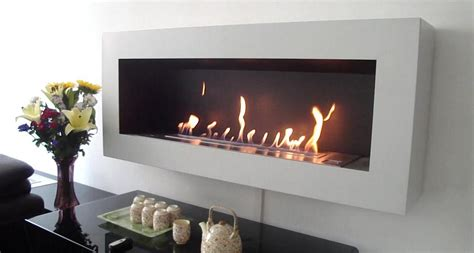 How To Install A Fireplace Insert by Electronic Remote Controlled Ethanol Fireplace How Does