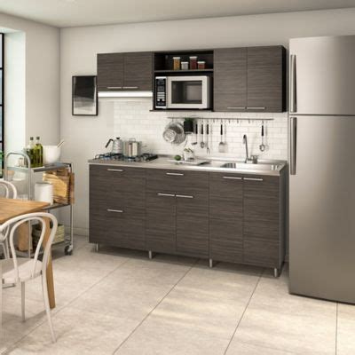 cocina integral berlin  metros  puertas  cajones salvaje incluye meson derecho  estufa