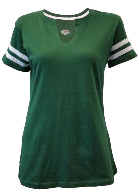 design a varsity shirt new women american style varsity tshirt 100 cotton short