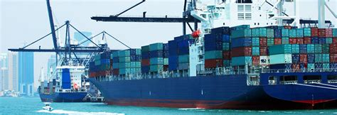 services sea freight