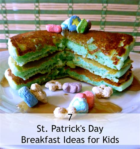 s day breakfast recipes st s day breakfast ideas for