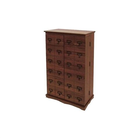 leslie dame librarian s mission style multimedia cabinet