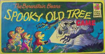 Stories is the spooky old tree by stan and jan berenstain when