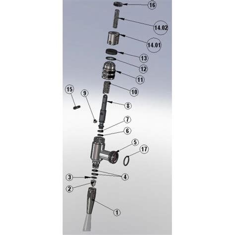 Stout Faucet Parts by Stout Faucet Jet Disk Restrictor Plate Lancer Direct