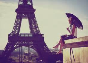 Lsu Bed Set Paris Umbrella Vintage Summer Image 623577 On