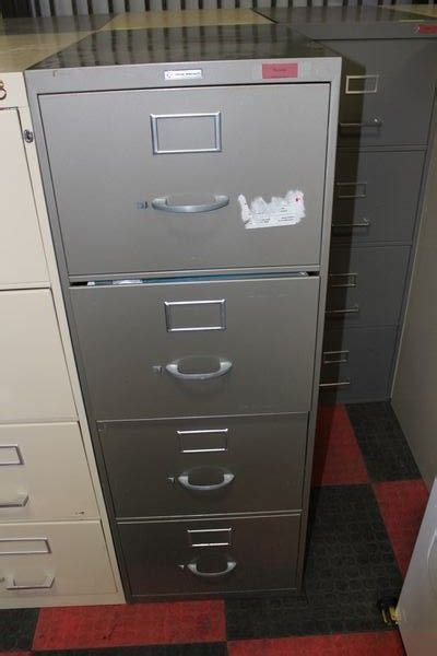 LEGAL SIZE GOVERNMENT FILING CABINET