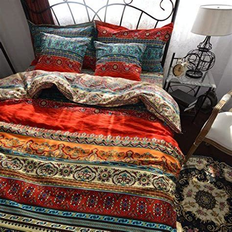 Boho Bed Sheets by 1000 Ideas About Bohemian Bedding Sets On