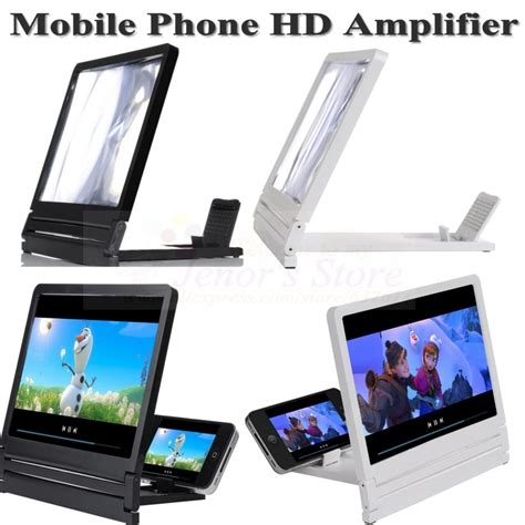 Enlarged Screen 3d For Mobile Phone Best Seller aliexpress buy mobile phone screen magnifier
