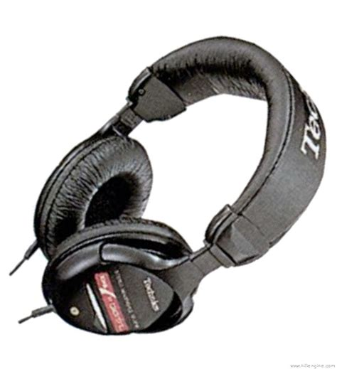 Headphone Technic technics rp ht116 manual stereo headphones hifi engine