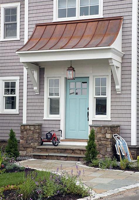 Overhang For Front Door 40 Lovely Door Overhang Designs Bored