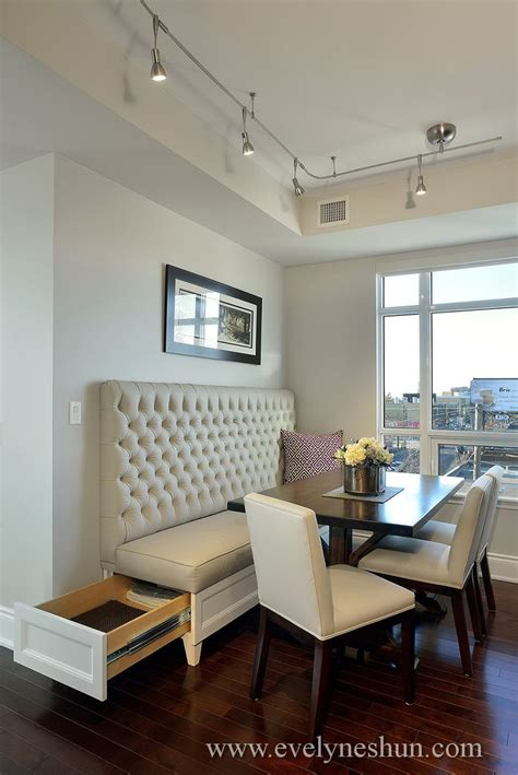 banquette kitchen table 25 best ideas about settee dining on pinterest couch