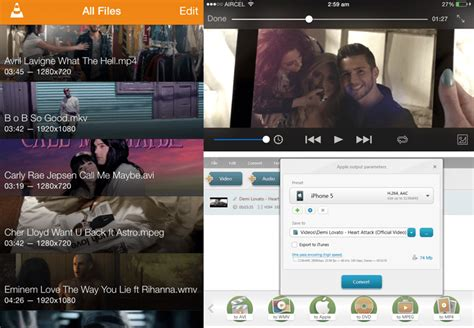 format video ios play almost all video formats on iphone ipad and ipod touch