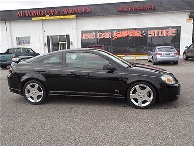 find used 2007 chevy cobalt ss manual sunroof leather 2 0l 4cyl in warsaw missouri united buy used 2007 chevrolet cobalt ss supercharged 5 spd manual moonroof clean car fax in