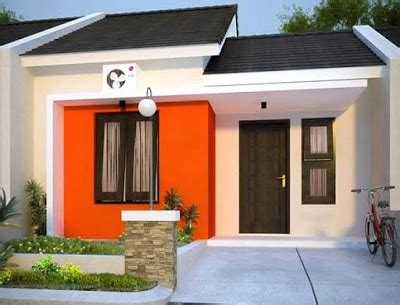 warna cat rumah bagian luar  bagus  modern