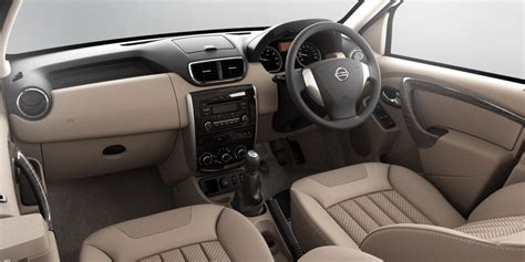 Terrano Interior Images by Maruti Vitara Brezza Vs Nissan Terrano Specs Comparison