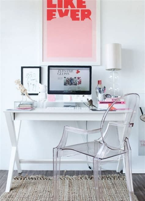 Feminine Desks by 55 And Exquisite Feminine Home Offices Digsdigs