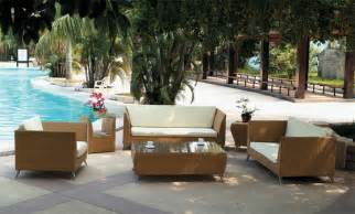 Backyard Patio Furniture by Patio Furniture Covers And More Add Style To Your