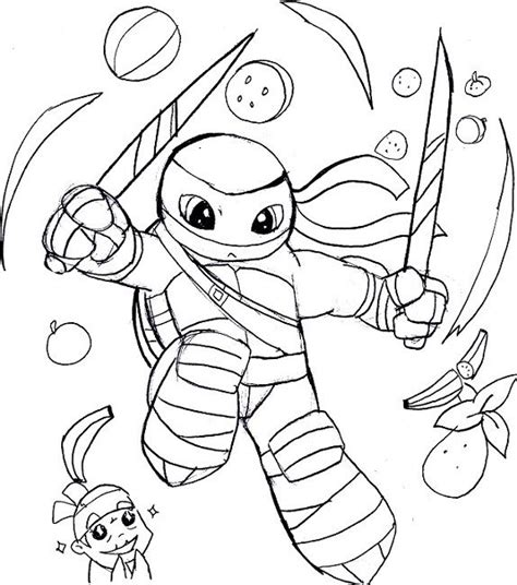 cute ninja turtles coloring pages 73 best food images on pinterest coloring books