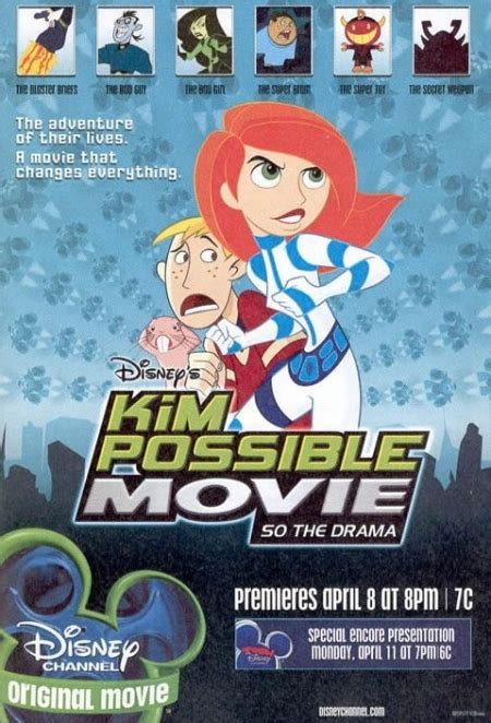 watch online kim possible movie so the drama 2005 full movie official trailer info kim possible movie so the drama at animeonline
