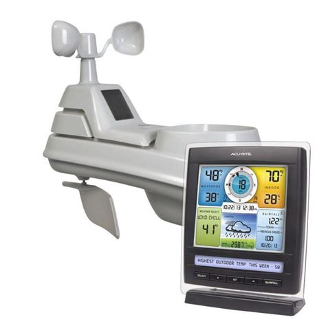 acurite 01512 pro color weather station review