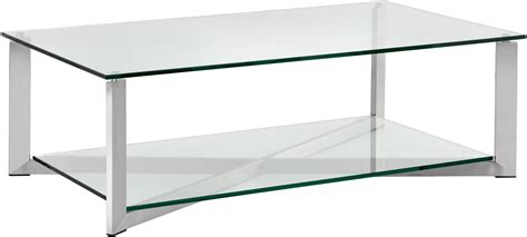 brushed steel coffee table xavier brushed stainless steel rectangular coffee table