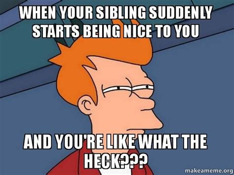 Sibling Memes - 12 national sibling day memes that sum up what it s like