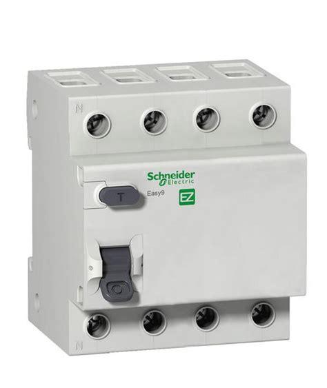 Schneider Mcb Ic60n 6ka 4p 63a schneider easy9 mcb earth leakage 3p n 63a 3ka sonop solar