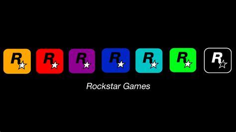 wallpaper logo game rockstar games wallpapers wallpaper cave