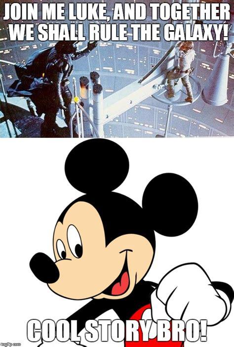 Mickey Meme - disney is such a buzzkill imgflip