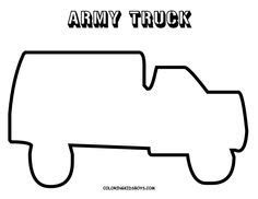 army themed coloring pages military themed crafts for preschoolers google search