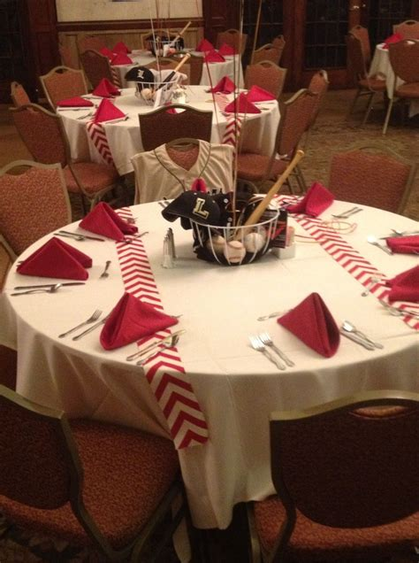 banquet party favors baseball tablecloth work stuff baseball banquet and baseball