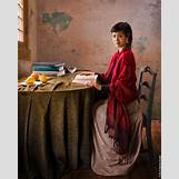 Milkmaid Vermeer | 940 x 1175 jpeg 483kB