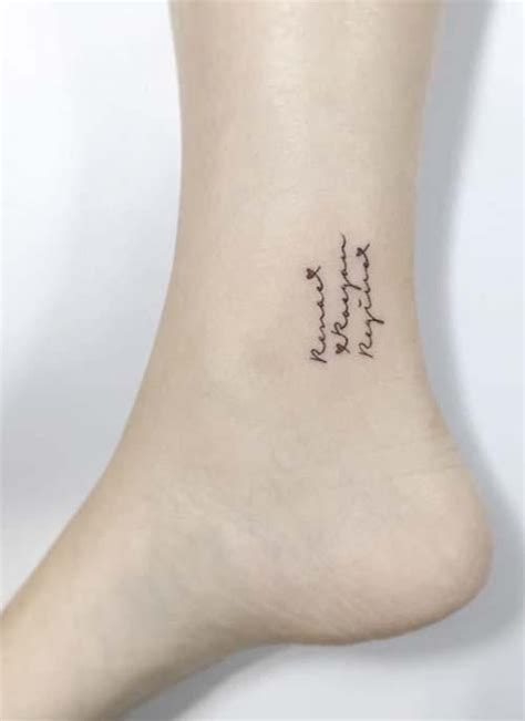 best 25 ankle tattoos for ideas on ankle womens ankle tattoos and