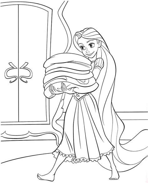 10 images about disney coloring pages on pinterest coloring pages disney princess tangled rapunzel free for