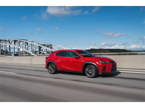 2019 Lexus Ux Hybrid by 2019 Lexus Ux Hybrid Prices Reviews And Pictures U S