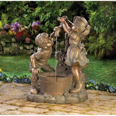 [Garden Ideas] *Small Garden Fountains Ideas *   YouTube