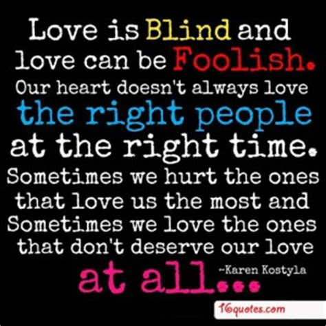 is love blind love lust and perception quotes about blind people quotesgram