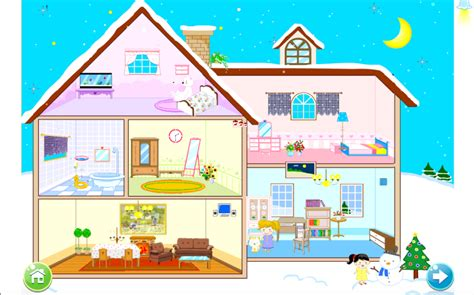 doll house decoration games doll house decorating games my new room 3 billingsblessingbags org