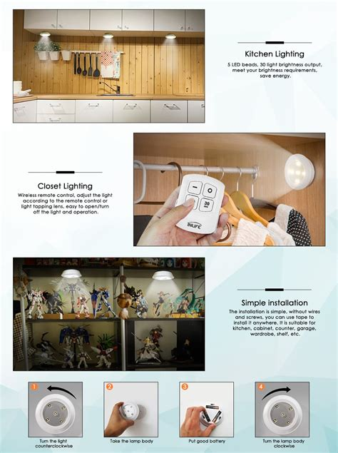 battery operated led lights for under kitchen cabinets kitchen battery powered under cabinet lighting over