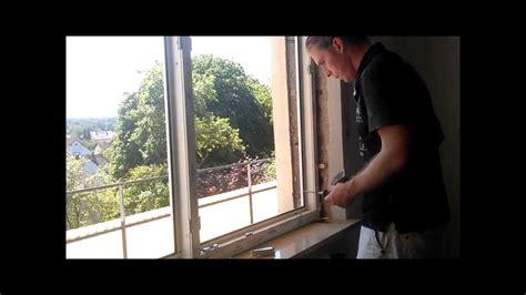 fenster einbauen fenster einbauen setzen anleitung tutorial vom schreiner
