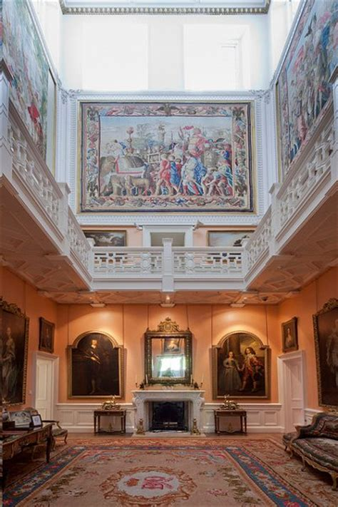 scottish country house depicts the history of stately