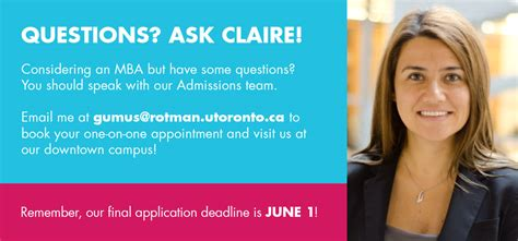 Tricky Mba Questions by April 2015 Rotman Admissions Blogrotman Admissions